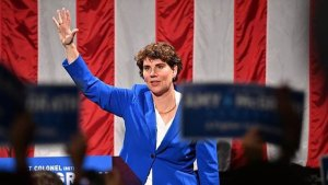 Mitch McConnell Challenger Amy McGrath Releases Blistering Ad In Kentucky: He 'Left Our Coal Miners Behind'