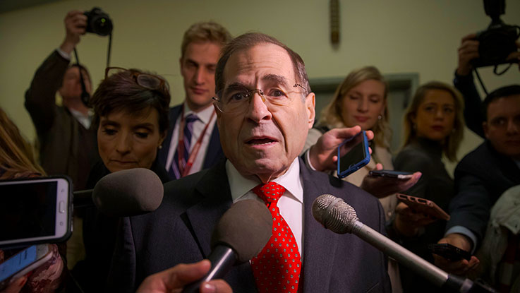 "Rep. Jerry Nadler: ""This is formal impeachment proceedings."""