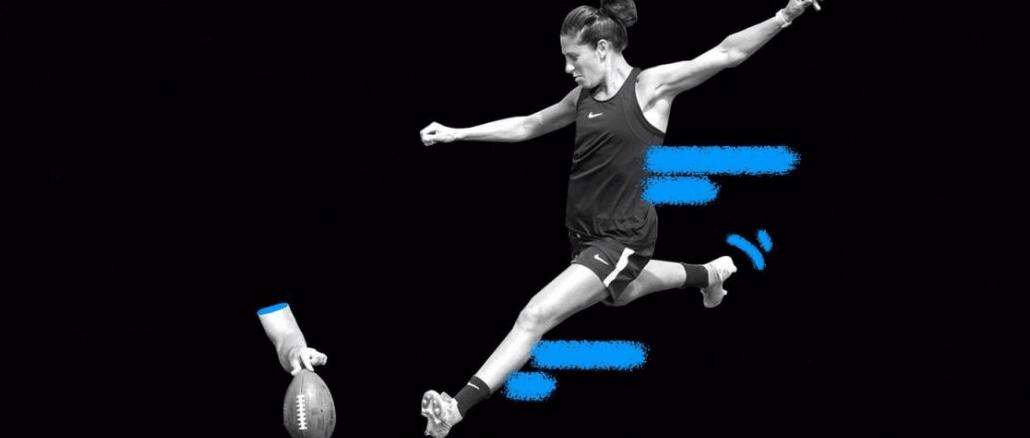 Soccer Champ Carli Lloyd: NFL, Women and Field Goals