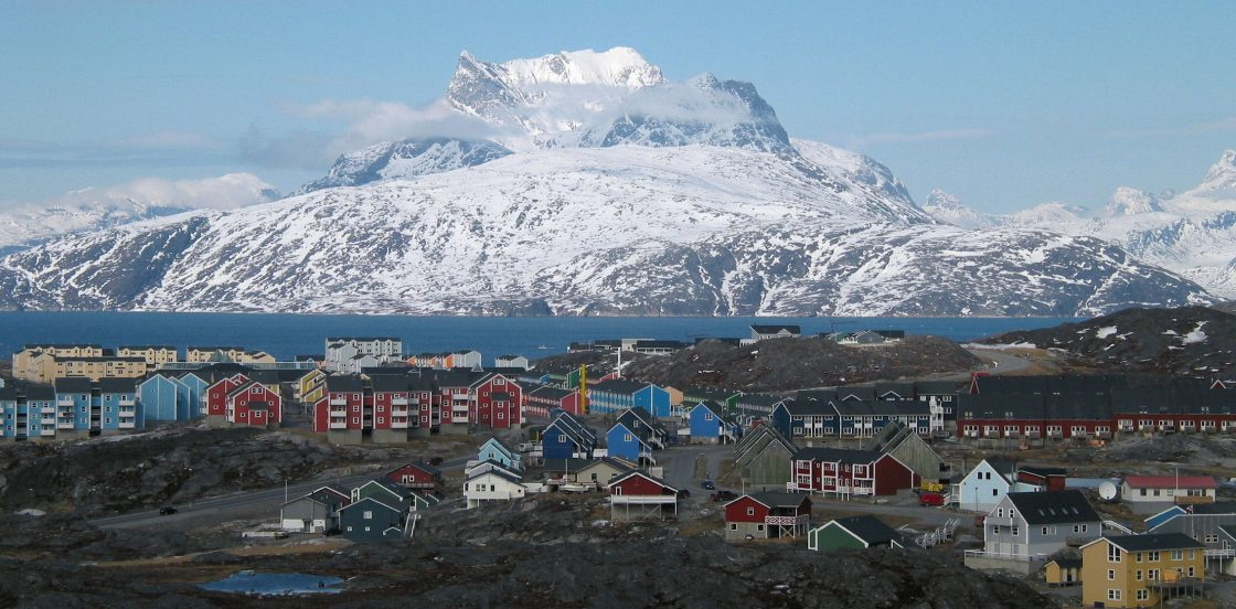 Trump's version of the New Green Deal: Let's buy Greenland!