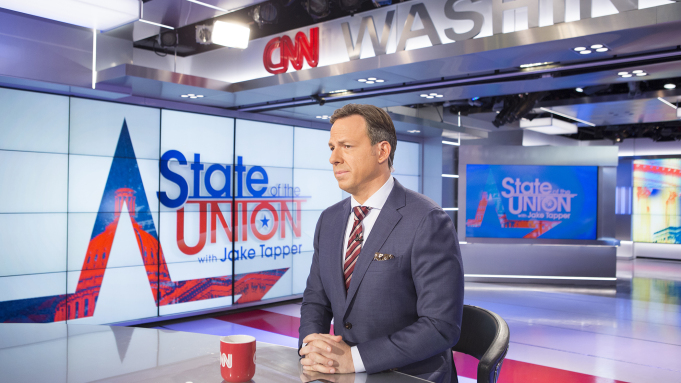 Jake Tapper calls out Republicans who declined to appear.