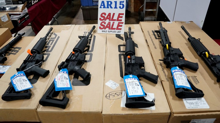 Clinton-Era Assault Weapons Ban Did Work, According to New Research