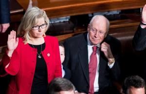 Liz Cheney: 'The world is safer under Trump.'