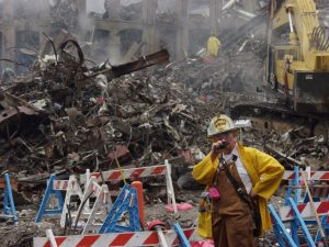 18 Years Since the 9/11 Terror Attacks