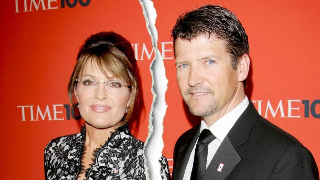 Sarah Palin's husband, Todd, files for divorce