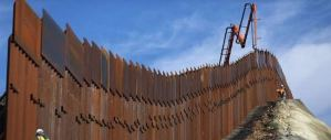 Pentagon puts brakes on 3 border barrier projects because of cost