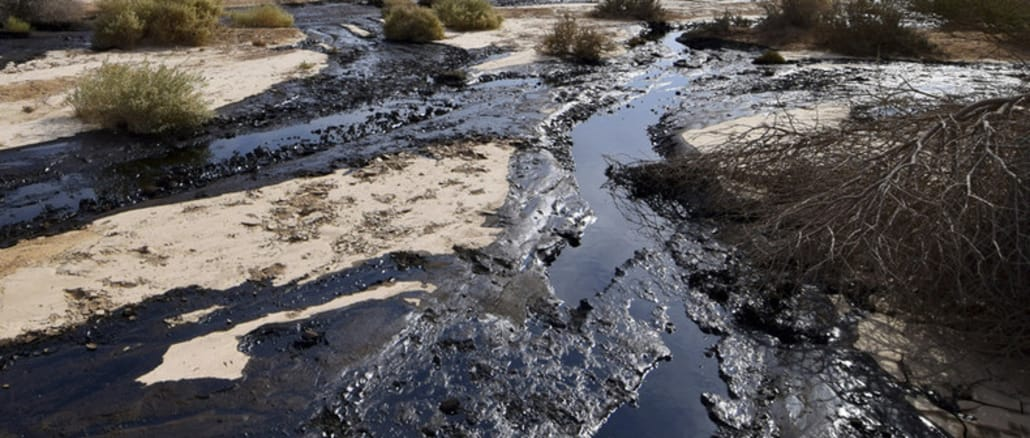 Did North Dakota Regulators Hide an Oil and Gas Industry Spill Larger Than Exxon Valdez?