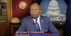 Rep. Elijah Cummings, Democratic leader, dies at 68