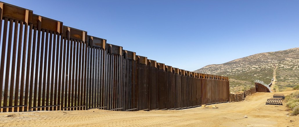 'Nobody knew building a wall could be so complicated.'
