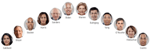 Fact Checking the Fourth Democratic Primary Debate
