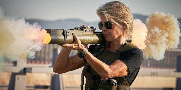Terminator: Dark Fate; fans view surprise screening