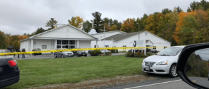 Shooting at New Hampshire church; 2 wounded, suspect in custody