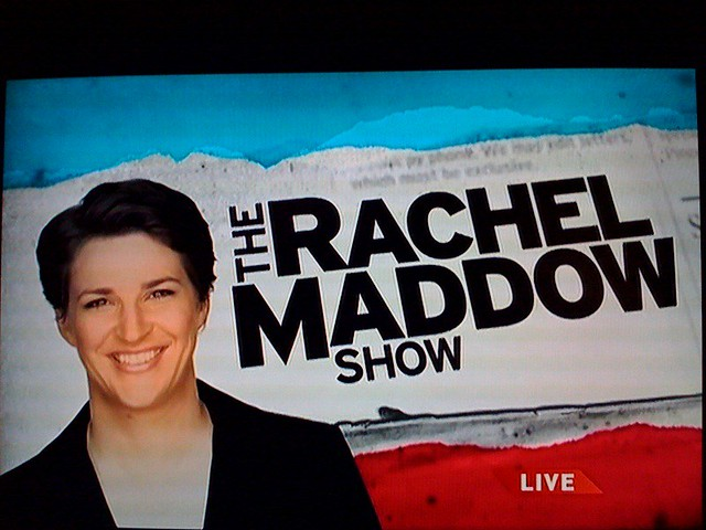 Rachel Maddow confronts NBC leadership on sexual harassment investigations