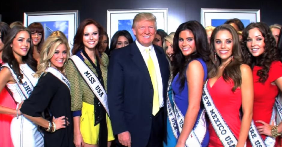 Book Review: All The President's Women: Donald Trump and the Making of a Predator