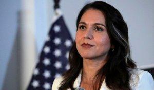 Tusli Gabbard will not seek re-election to Congress, focusing on the presidency