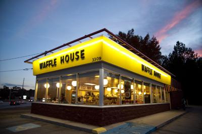 Man using racist slurs killed in Waffle House fight in Georgia, police say