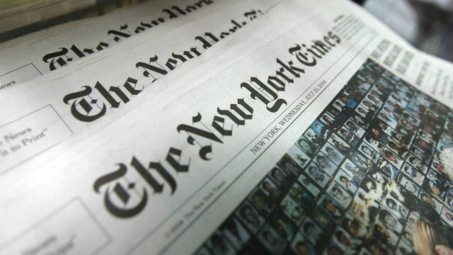 """Florida county votes to end NYT digital subscription for local Libraries, """"Fake News!"""""""