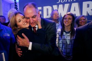Louisiana Democratic Governor John Bel Edwards re-elected