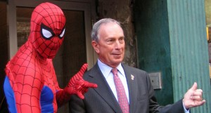 Bloomberg's Problematic Record of Throwing Money at the GOP