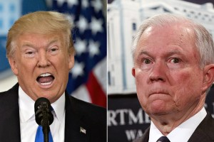 Trump Plans Public Attack if Sessions Runs for Senate