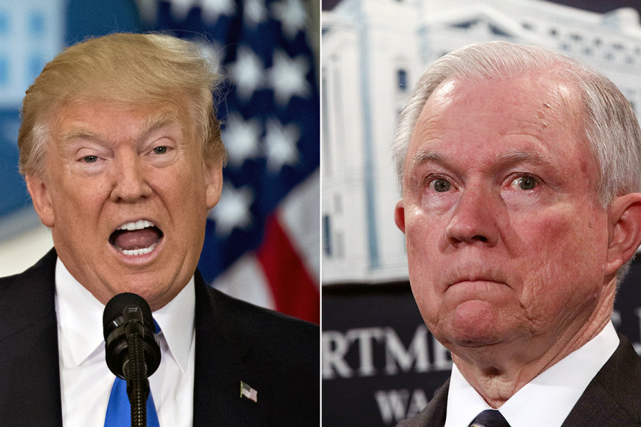 Racist Jeff Sessions 'a driving force' behind child separation