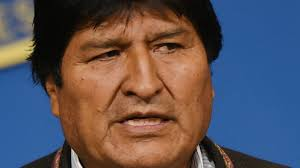 Bolivian President resigns and will receive asylum in Mexico
