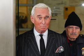 Roger Stone Leaves First Day of Trial Early Complaining of Food Poisoning