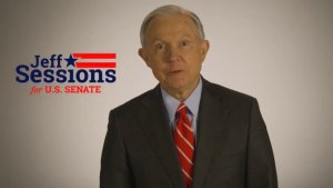 Jeff Sessions makes it official; he wants his old job back