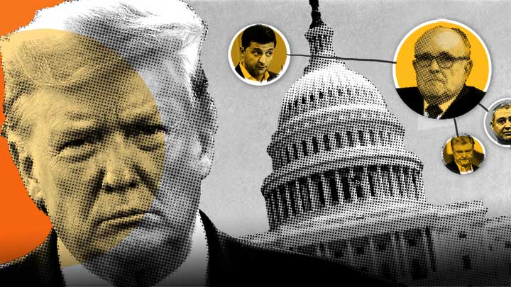House Democratic chairs plan to announce articles of impeachment against Trump on Tuesday