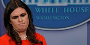 Sister Sarah Sanders proves she doesn't understand the U.S. Constitution
