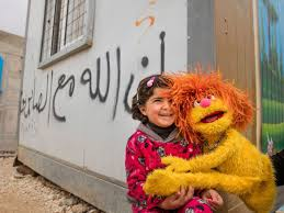Sesame Street in Arabic aimed at refugee children to debut