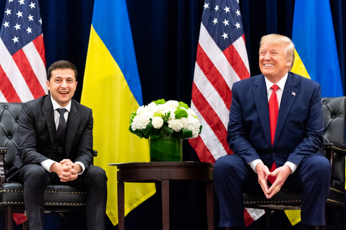 New AP Report: Zelenskiy felt pressured to investigate the Bidens