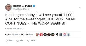 Tweet by tweet: Trump praises Trump 2,026 times