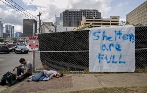Supreme Court lets stand ruling that protects homeless who sleep on sidewalk