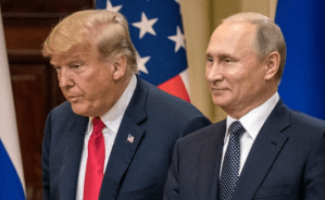 All roads lead to Putin including Trump's own impeachment