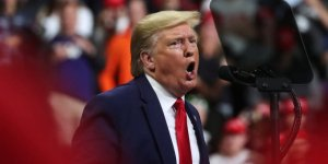 Trump holds a bigly rally in Michgan; reacts to impeachment and attacks John and Debbie Dingell