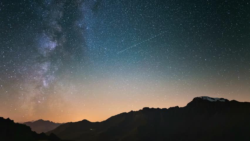 Ursids Meteor Shower 2019: Watch It Peak in Night Skies