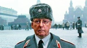 Moscow Mitch: Impeachment 'diverted the attention of the government' away from coronavirus