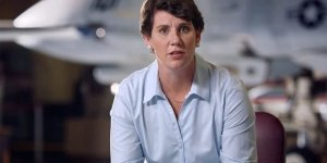 It's official: Amy McGrath files paperwork to challenge Moscow Mitch