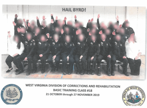 West Virginia Governor's Office Posts Summary Of DMAPS Investigation Into Nazi Salute Photo, Announces New Firings