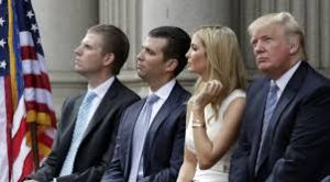 Trump Adult Children Undergo Training to Avoid Defrauding Charities