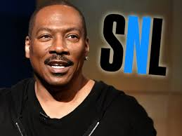 Eddie Murphy to Host Saturday Night Live