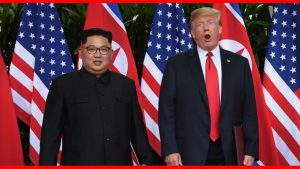 Trump Concerned North Korea Might Interfere in 2020 Election