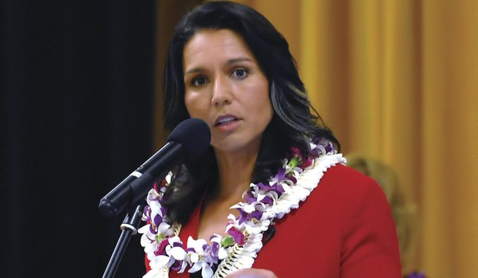 Tulsi Gabbard explains why she voted 'present' on impeaching Trump