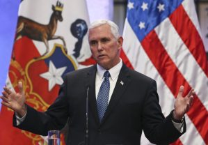 A Partisan Impeachment, a Profile in Courage, by Mike Pence