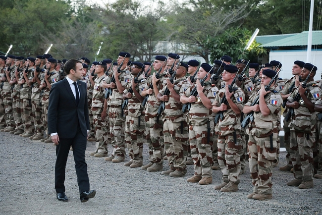 Trump Threatens to Pull Military Support from French Effort to Fight Terrorism in North Africa