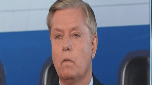 Graham claims Trump wants impeachment trial over before State of the Union address