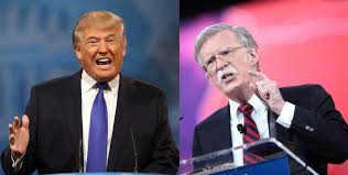 "Trump attacks Bolton: ""He begged me for a job!"""
