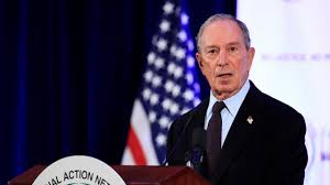 Bloomberg's campaign adds a total of 1,000 staffers and continues to grow