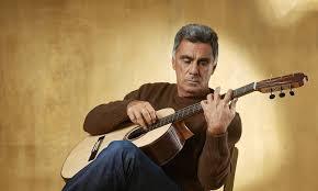Musicians around the world love Brazilian guitarist and composer Guinga